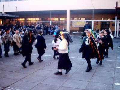 El pueblo Mapuche  ¡Presente!